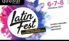 """Al Quasar Village dal 6 all'8 ottobre """"Latin Fest"""" festival della cultura sudamericana"""