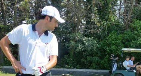 campionato regionale campione david giovagnoni golf golf club perugia sport