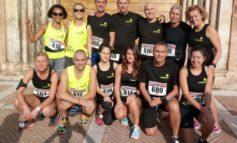 Anche i L'Unatici hanno gareggiato alla Mezza Maratona di Foligno