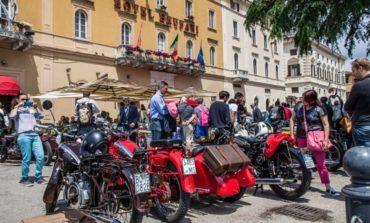Sabato e domenica le moto d'epoca del Camep per la rievocazione storica del circuito del Trasimeno.