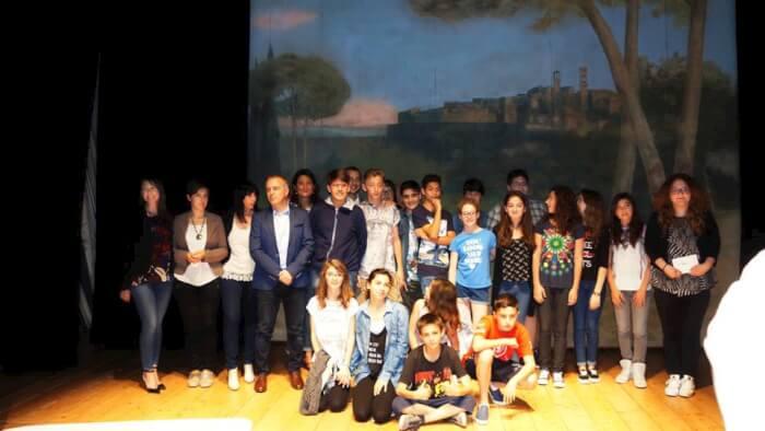 8 marzo differenza di genere miur premio ragazzi scuola studenti corciano-centro cronaca