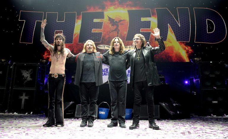 """Black Sabbath cinema concerto the space """"The End of the End"""" corciano-centro ellera-chiugiana"""