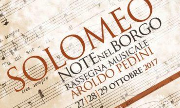 """""""Solomeo Note nel Borgo"""": al Teatro Cucinelli tre giorni dedicati alle bande in memoria di Aroldo Pedini"""