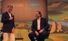 """Brunello Cucinelli al """"DreamForce"""" di San Francisco parla di tecnologia e umanesimo"""