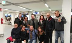 I L'Unatici Ellera Corciano in Spagna alla maratona di Valencia