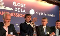 """Brunello Cucinelli ospite all'Università """"La Sorbonne"""" di Parigi per dialogare sui grandi temi contemporanei"""