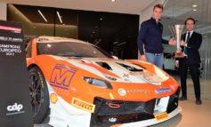 Ferrari Challenge: il campione europeo Daniele Di Amato con il team umbro CDP