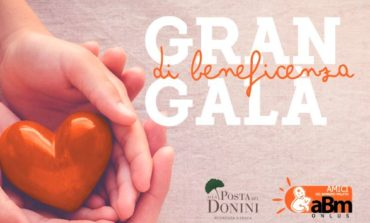 Laura Chiatti e Marco Bocci al Gran Galà di beneficenza per la Pediatria di Perugia