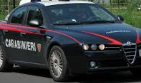 arresto carabinieri furto rapina cronaca