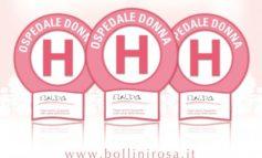 Donna e salute: gli ospedali umbri fanno incetta di bollini rosa