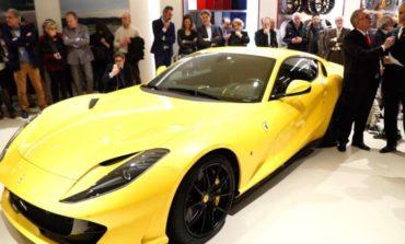 La concessionaria De Poi compie 100 anni e presenta la nuova Ferrari 812