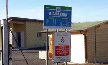Inaugurata la nuova Ricicleria: comoda e aperta tutti i giorni