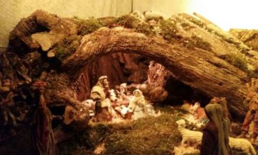 Mantignana, aperto al pubblico il presepe nella casa parrocchiale