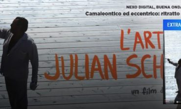 "Cinema e arte: ""L'arte viva di Julian Schnabel"" al The Space"