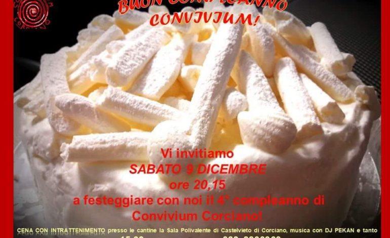 associazioni auguri compleanno convivium castelvieto eventiecultura