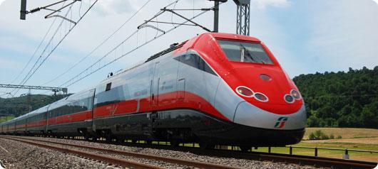 alta velocità frecciarossa milano perugia trasporti treno glocal