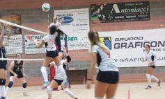 Volley: per la Graficonsul San Mariano battuta d'arresto con Penna in Teverina