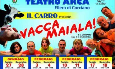 """27 gennaio: la compagnia Il Carro presenta """"Vacca Maiala"""""""