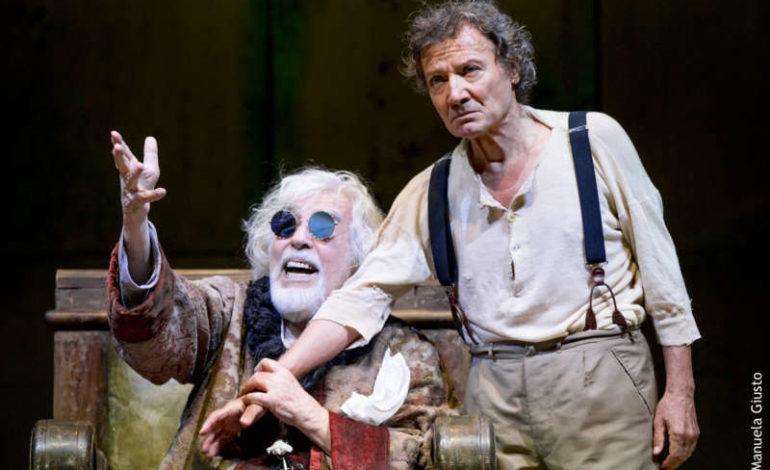 """Al teatro Cucinelli di Solomeo """"Finale di partita"""""""