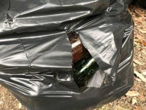 discarica immondizia rifiuti trintià cronaca