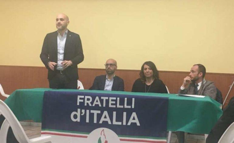 elezioni eros costanzi fratelli d italia politica mantignana politica