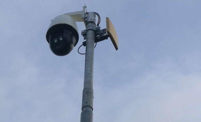 Videosorveglianza al Colle della Trinità: attivi gli occhi elettronici