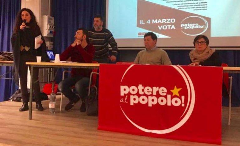 Potere al Popolo: ecco tutti i candidati emersi durante la prima assemblea regionale