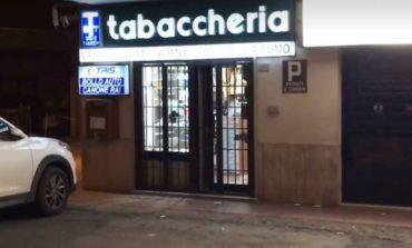 Rapina a mano armata alla tabaccheria: bottino da 4000 euro