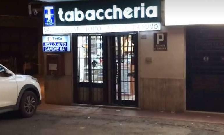 carabinieri rapina tabaccheria cronaca ellera-chiugiana