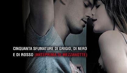 cinema Cinquanta Sfumature gherlinda the space eventiecultura