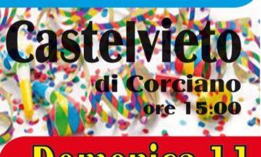 "15esimo ""Carnevale Contadino"" a Castelvieto"