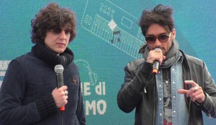 Ermal Meta Fabrizio Moro quasar village san valentino Sanremo eventiecultura