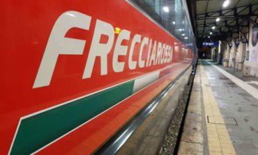L'Umbria è più vicina al nord Italia: partita la sperimentazione del Frecciarossa