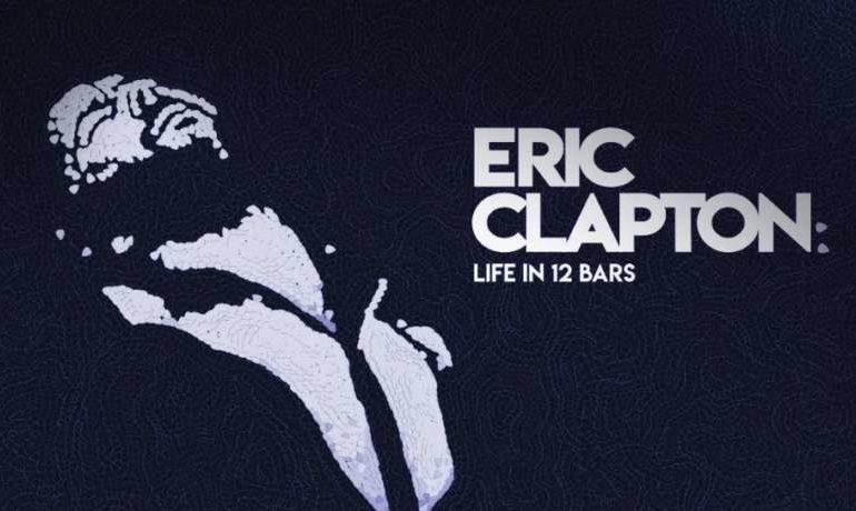"Eric Clapton arriva nei cinema The Space con il docufilm ""Life in 12 Bars"""