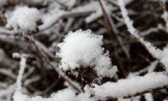 Leggera nevicata sul perugino: prevista breve ondata di freddo ma intensa