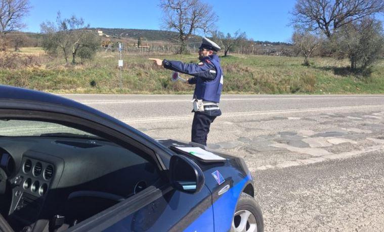 controlli furto polizia locale sicurezza cronaca ellera-chiugiana