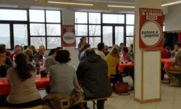 Politiche 2018: Potere al Popolo incontra i cittadini a Castelvieto