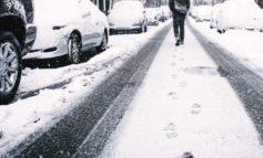 Scuole chiuse lunedì a Corciano per neve e ghiaccio
