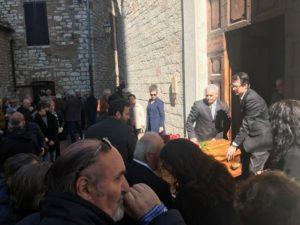 enzo melani funerale corciano-centro cronaca