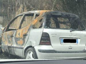 guasto incendio incidente sicurezza strada cronaca mantignana
