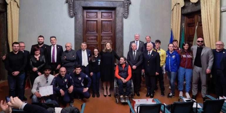 ciclismo cip jenny narcisi regione umbria sport sport