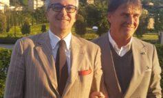 """Brunello Cucinelli """"veste"""" Maurizio Oliviero: per il neo-rettore ritocco con pochette"""