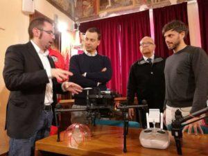 droni emergenza ovus sicurezza cronaca