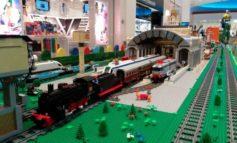 I mattoncini Lego invadono il Quasar, a Pasquetta in diretta con Max Radio