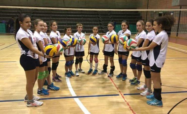 La San Mariano Volley vola con l'under 12 mista