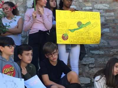 ambiente cambiamenti climatici clima fridays for future Greta Thunberg cronaca