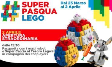"""Il Quasar Village costruisce la """"Super Pasqua Lego"""""""