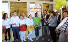 Nuovo supermercato inaugurato a Mantignana, gli auguri dell'Amministrazione