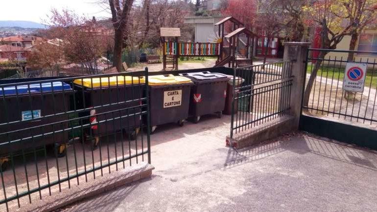Circolo Didattico: manutenzione alla scuola dell'infanzia e alla primaria