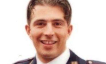17 anni fa l'omicidio dell'agente di polizia Luca Benincasa, a San Mariano c'è una via in suo onore
